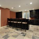 Basement bar idea NY