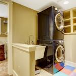 Basement Laundry Idea