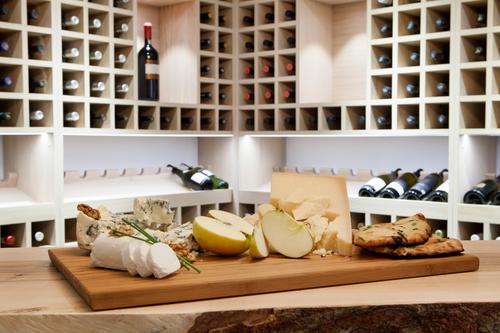 wine cellar long island